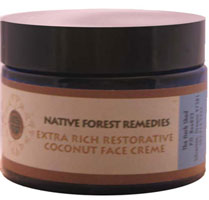 Extra Rich Restorative Coconut Face Creme